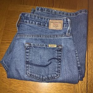 Levi's Signature Jeans Mid Rise Boot Cut